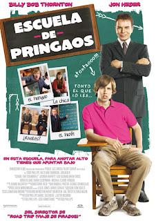 Ver Película Escuela de pringaos Online Gratis (2006)