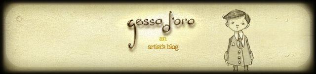 gesso d'oro - jason beene
