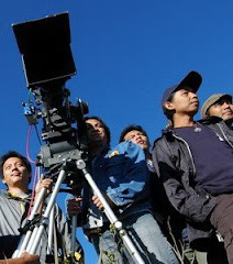 Camera Team On Location