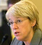 US Senator Patty Murray