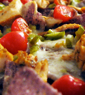 Leftover Turkey Recipe Ideas - Nachos!