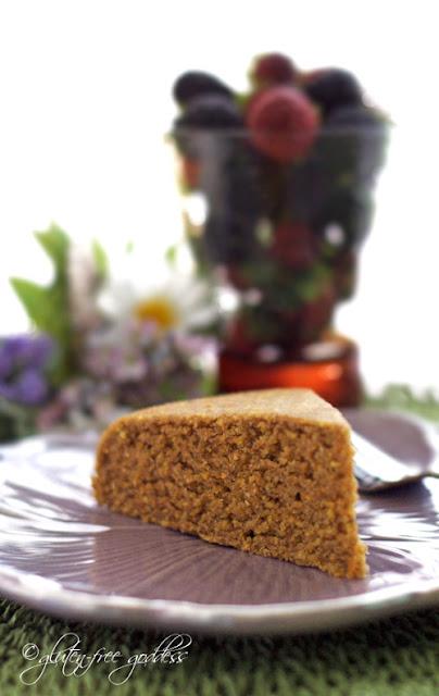 Gluten free vanilla cornbread recipe