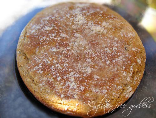 Karina's delicious gluten-free gypsy soda bread recipe, a mix of old ...