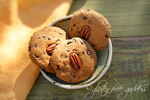Gluten-free pumpkin cookies