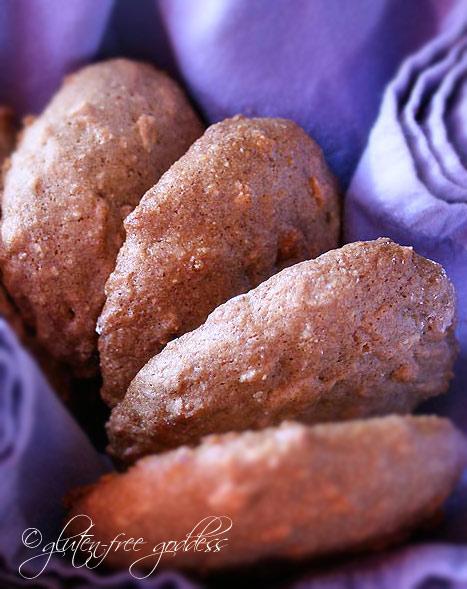 Gluten-Free Goddess® Recipes: Gluten-Free Banana Cookies