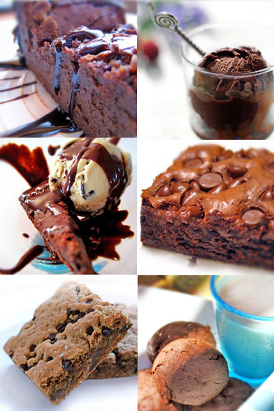 Gluten free chocolate recipes