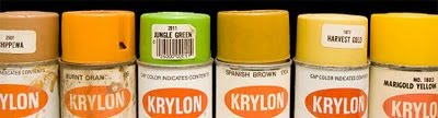to discontinued vintage spray paint for colour schemes to graphics. Black Bedroom Furniture Sets. Home Design Ideas