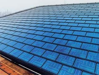 Residential Solar Roof Tiles | Greenopolis
