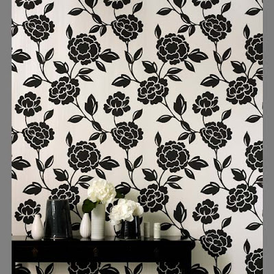 The most popular use of modern wallpaper for your home as an advantage for