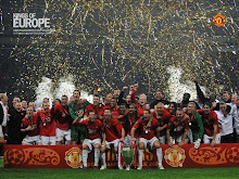 KinGs of Europe - Manchester United!