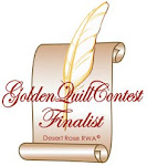 Golden Quill Finalist!