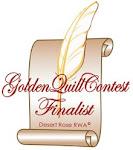 Golden Quill Finalist!