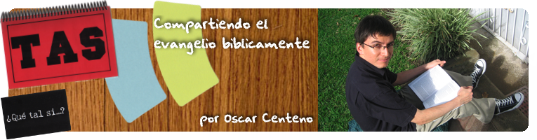 Oscar Centeno - Evangelismo Bíblico