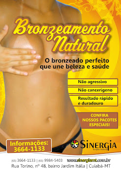 BRONZEAMENTO NATURAL