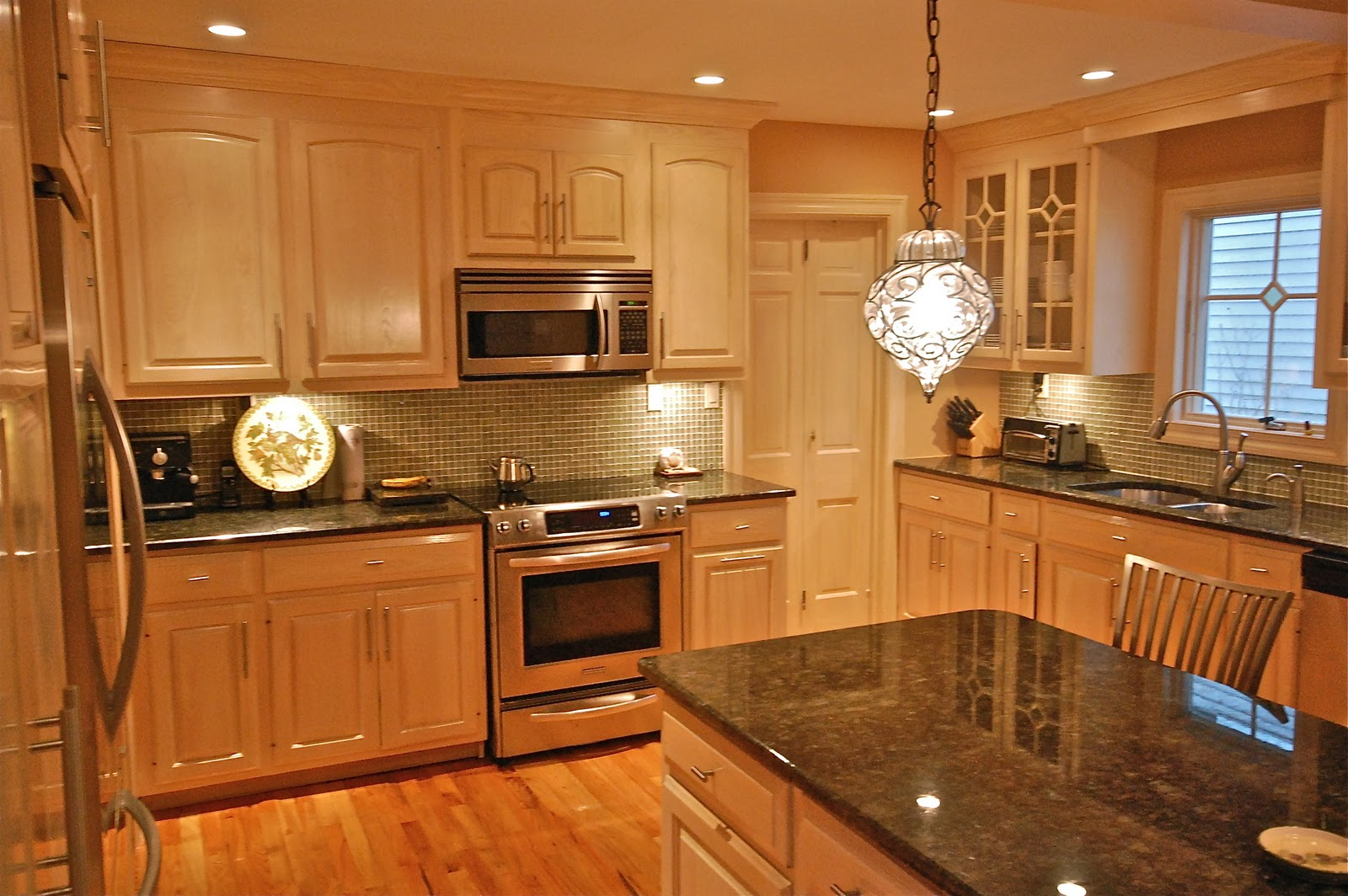 Long island kitchen remodel for Kitchen renovation return on investment