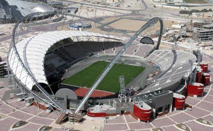 Marine 39 slife en 2022 la coupe du monde de football se tiendra au qatar - Stade coupe du monde 2022 ...