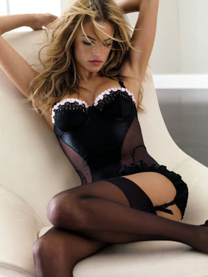 sexy hot photos of women in stockings lingerie