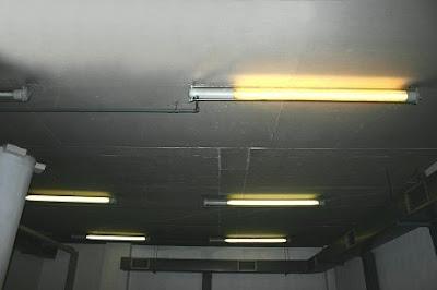 Detalle de los sistemas de iluminación especiales