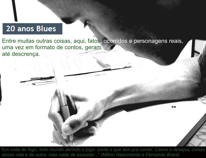 20 anos Blues