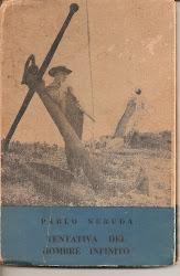 Pablo Neruda en la costa