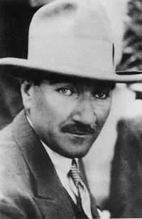 Aniversário da morte de Atatürk