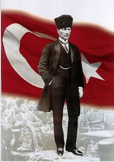Hoje celebra-se a implantação da república na Turquia