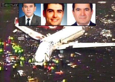 Foram reveladas as nacionalidades das vítimas mortais do acidente aéreo com o avião da Turkish Airlines