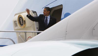 Obama despede-se da Turquia
