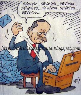 Erdoğan:mal-me-quer bem-me-quer