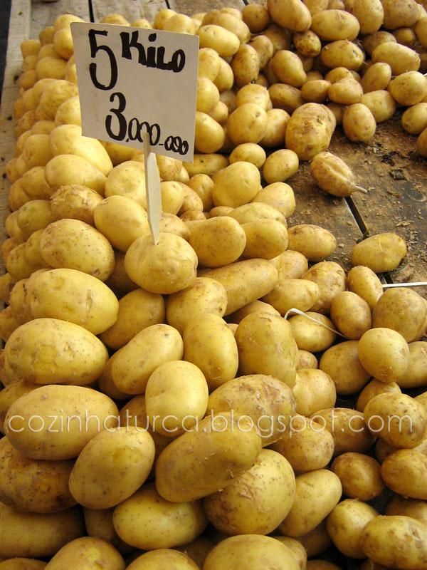 Batatas (Patates)