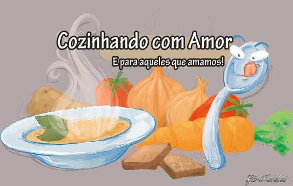 Cozinhando com Amor
