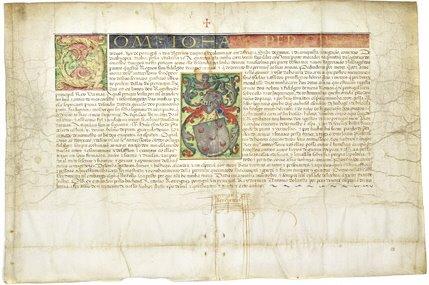 Carta de Armas de João Pinto, da Torre da Lagariça, armas de Pinto
