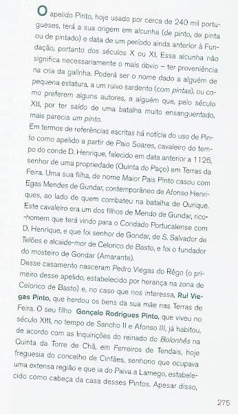 """retirado do livro """"Apelidos Portugueses com Histórias"""""""