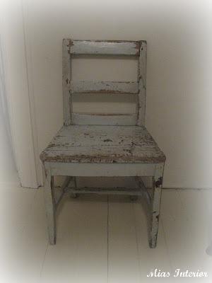 Gamle stoler