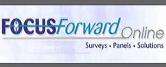 Focus Forward Online Logo Image - Free Surveys For Cash
