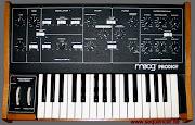 Moog Prodigy on Ebay. Moog Prodigy on Ebay