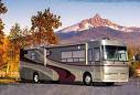 huge Class A Motorhome courtesy of SouthTexasFunCenter.com