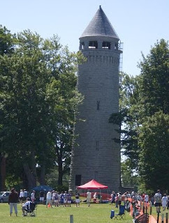 1812 Battlefield watch tower
