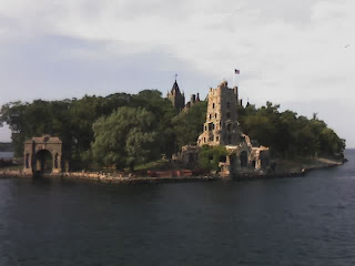 Boldt Castle near Alex Bay, the Thousand Islands