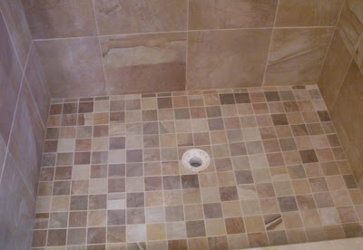 Kitchens Baths by DZyne DIY Tile Pic of the Week Tile Shower Base