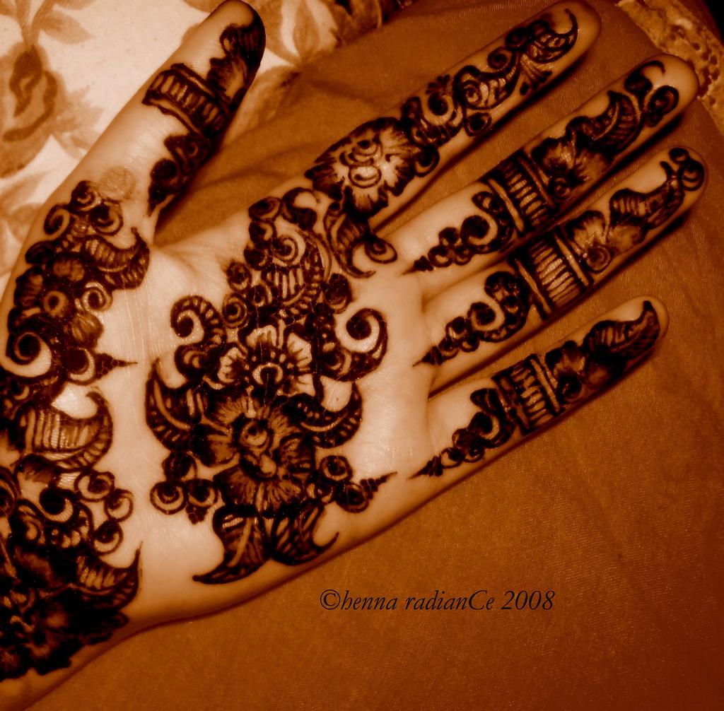 Arabic Henna Designs Mehendi Se Likh Gori