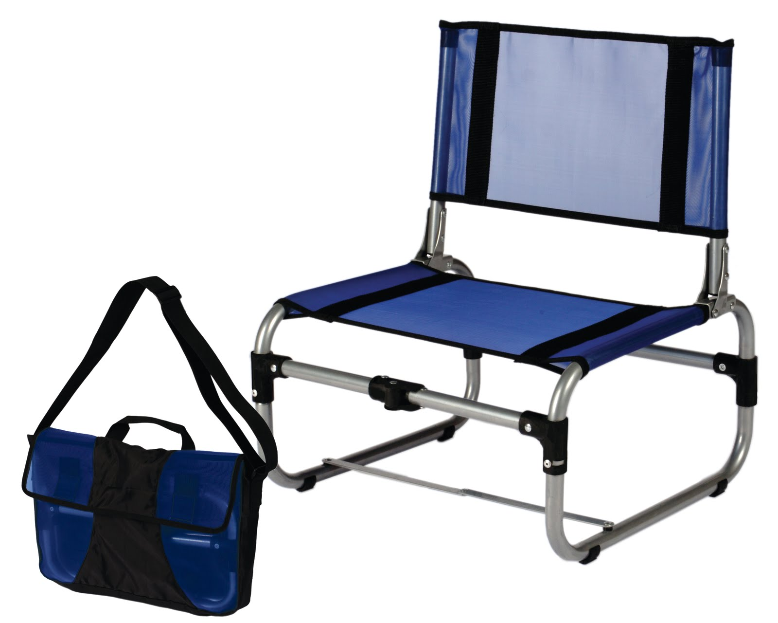 "Powderfin Outdoors Travel Chair s ""Larry Chair"" Portable Chair"