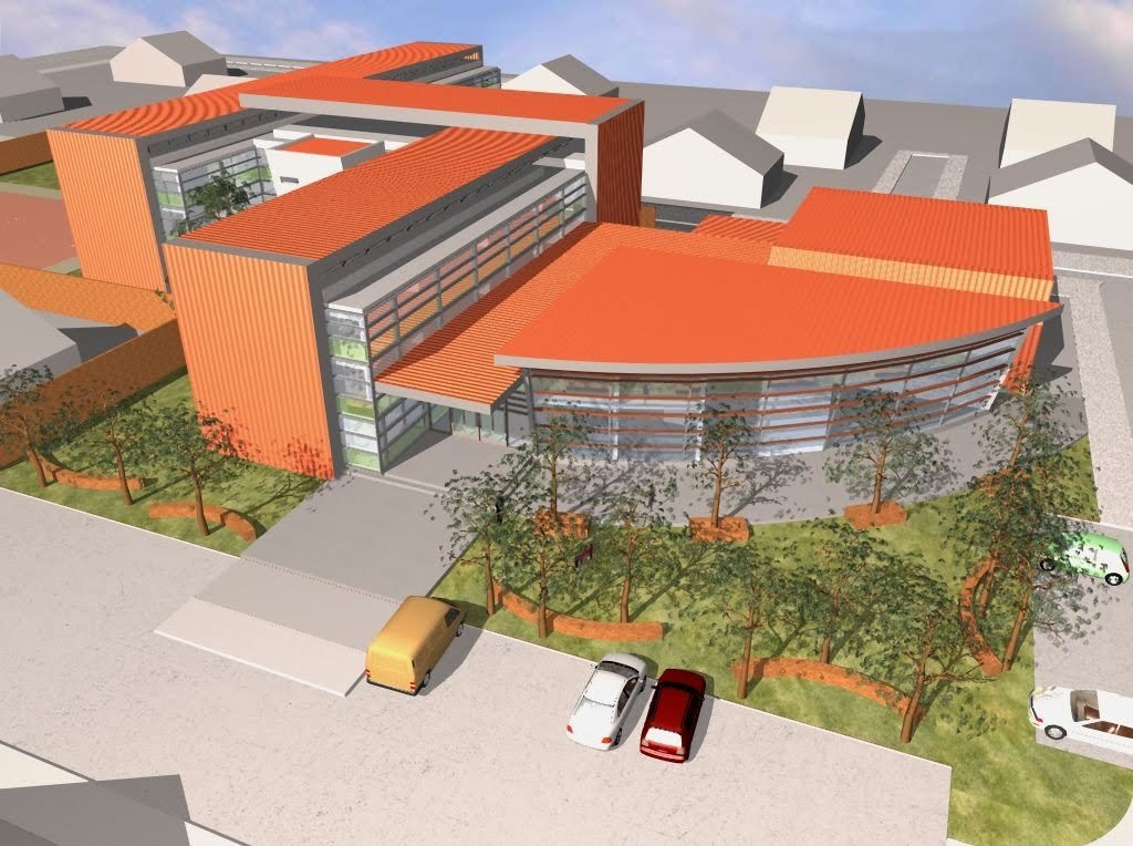 Arquitectura architecture escuelas vivienda social y for Universidades para arquitectura