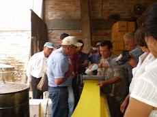 Colmenares Don Felipe fue otro punto de encuentro