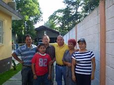 Junto a los Téxon nuestra familia en Coatepec