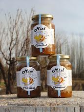 Trabajando con nuestra miel
