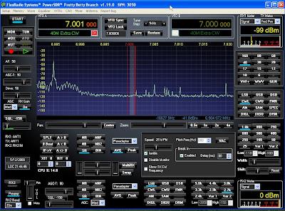 Software defined radio ham