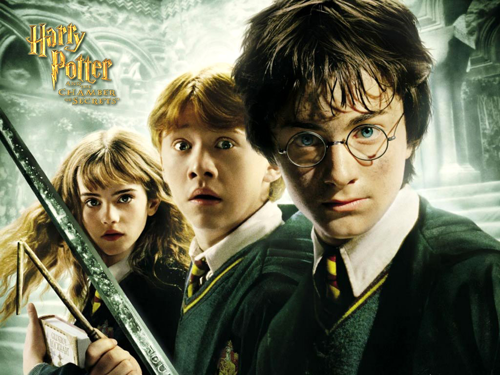 Harry Potter and the Chamber of Secrets (2002) BRRip