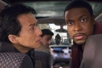 Rush hour 4 with jacky Chan and Chris Tucker