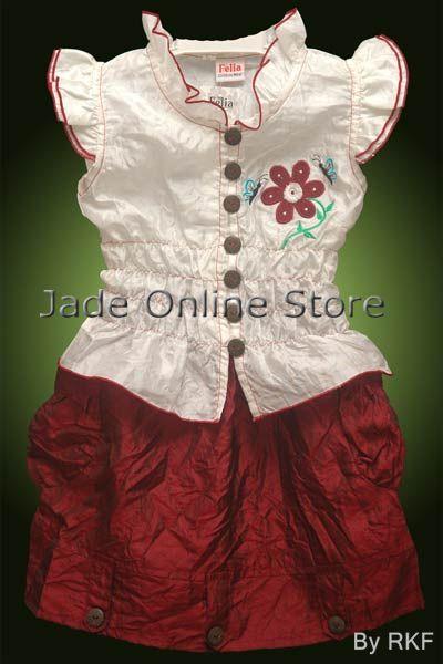 Precious jade gaun pesta aliza design mewah dan cantik Baju gamis anak aliza